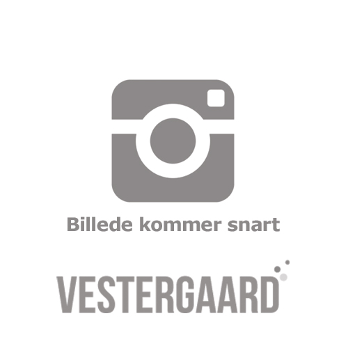 Fejebakke stor - 330 mm - orange