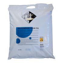 Tex powder 751 colour - 12,5 kg