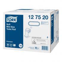 Tork toiletpapir mid-size T6 - 27 ruller