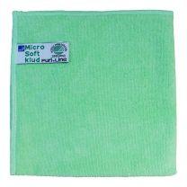 Rengøringsklud, PL Soft, 32x32cm, grøn