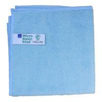 Rengøringsklud, PL Basic, 32x32cm, blå