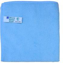 Rengøringsklud, PL Basic, 40x40cm, blå