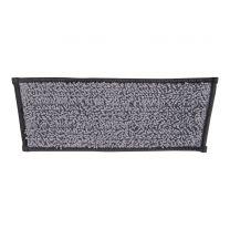 Fugtmoppe, PL Micro Brush, grå, 30 cm