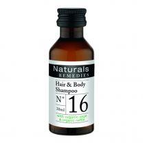 Hair & Body Naturals  30 ml - 240 stk