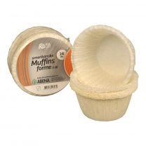 Muffinsforme 16 x 24 stk