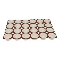 Muffinsform 100 ark, ø5 cm