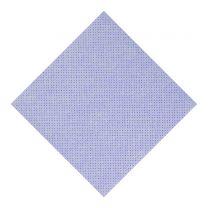 Karklud alt mulig, 38x38, 500 stk - blå