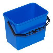 Spand 4 liter - blå