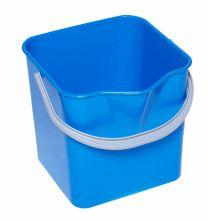Spand 25 liter - blå