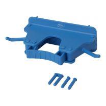 Vægophæng til 1-3 produkter - blå