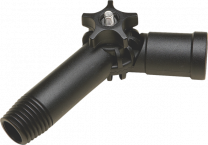 Drejeled - justerbar vinkelled 140 mm