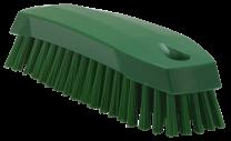 Skurebørste - grøn