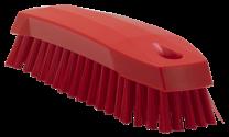 Skurebørste - rød