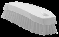 Skurebørste - hvid