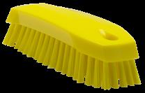 Skurebørste - gul