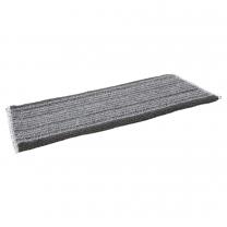 DampDry 31 microfibermoppe - 40 cm - grå