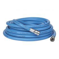 Hedtvandsslange - 10 m - blå