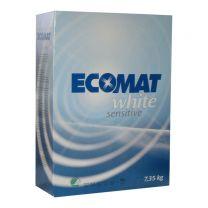 Ecomat white sensitive 7,35 kg