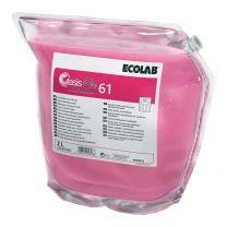 Oasis pro 61 premium - 2x2 liter UDGÅR