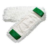 Tenhy mop 40 cm - 120 g grønne lommer