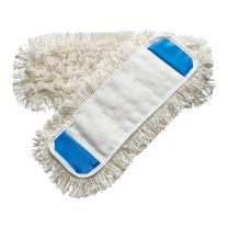 Drypsystemmop 40 cm blå lommer UDGÅR