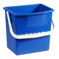 Ringo plastspand - 6 liter - blå