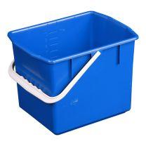 Ringo plastspand - 10 liter - blå