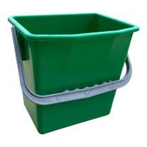 Ringo plastspand - 6 liter - grøn