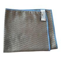 CC microfiber glasklud 32x35 cm, grå
