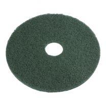 """Eco brilliance pad grøn 17"""" - 2 stk."""