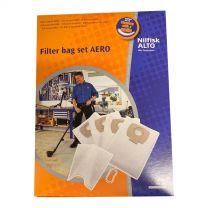 Filterpose VL200/AERO - 4 stk+1 filter