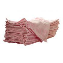 Malkeklud microfiber 40 x 40 cm - pink