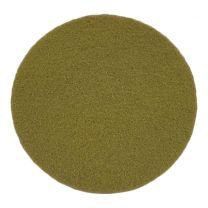 "Eco brilliance pad 14"", gul - 355 cm"