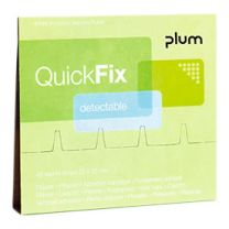 Plaster QuickFix Refill Detectable 6x45