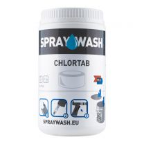 UDGÅET   SprayWash ChlorTab Extra