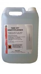 Take off graffitifjerner - 2x5 liter